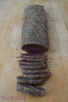 Filet mignon of dried pork Healthy Crockpot Recipes, Raw Food Recipes, Charcuterie, Churros, How To Make Sausage, Sausage Making, Easy Casserole Recipes, Warm Food, My Best Recipe