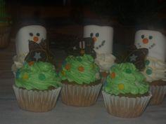 cupcakes linda navidad!!!