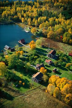 Typical Swedish red cottages on Stockholm's archipelago. Stockholm Archipelago, Europe Travel Tips, Europe Packing, Traveling Europe, Backpacking Europe, Packing Lists, Travel Hacks, Travel Packing, Travel Essentials