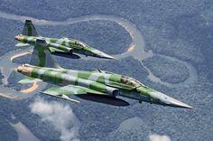 Brazilian Air Force F-5EM Tiger II