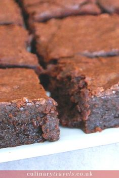 Best Fudgy Brownie Recipe, Best Chocolate Brownie Recipe, Baked Chocolate Pudding, Craving Chocolate, Tasty Chocolate Cake, Best Brownies, Fudgy Brownies, Brownie Cake, Cake