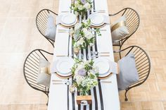 sweet tablescape // Paper Antler Photography