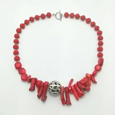 Statetment necklace - LALOU Charmed, Bracelets, Jewelry, Long Choker Necklace, Beads, Jewlery, Jewerly, Schmuck, Jewels