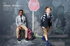 Preppy never looked so fun. crewcuts from J.Crew