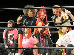 """""""What If"""" WWE Storylines 1: Oedo Tai Invasion Part 2  On the first Monday of the month before the Royal Rumble Stephanie McMahon announces that since there has been an influx in female talent her and Daniel Bryan have decided to introduce a Womens Tag Team Division. There will be a Tournament over the course of the month involving both brands that concludes at the Royal Rumble. The Tournament will exclude Sasha Banks and Becky Lynch as they are already Champions. Star Fire decides not to…"""