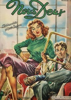 Vintage Romance, Vintage Art, Pin Up, Grande Hotel, Romance Comics, Great Films, Pulp Art, Vintage Magazines, Comic Book Covers