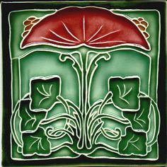 Fan Flower - Green