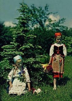 Irina and Ludmila Troitsky
