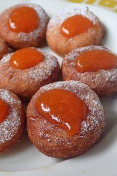Šišky bez lepku a kysnutia Slovak Recipes, Gluten Free Recipes, Healthy Recipes, Sweet Desserts, Raw Vegan, Doughnut, Cooking Tips, Bakery, Food And Drink