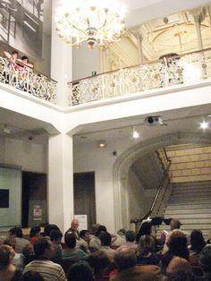 """La última noche hasta el momento! la Noche de los Museos 2012. """"La Noche del Arcano"""""""
