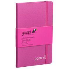 PInk yoobi journal