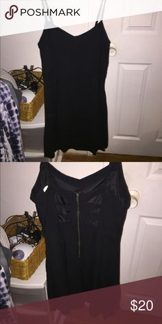 Kendall & Kylie LBD ( little black dress )! worn once for my senior pictures, perfect condition! gorgeous back details. Bought from PacSun Kendall & Kylie Dresses