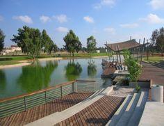 Park Herzeliya by Shlomo Aronson