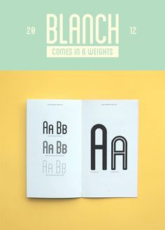 Blanch Free Font Download