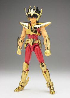 Pegasus Seiya Gold