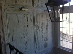 My whole house is pecky cypress. I need some ideas Pecky Cypress Paneling, Glaze Paint, Best Paint Colors, Floor Ceiling, Mountain Modern, Exterior Remodel, New House Plans, Living Room Remodel, Architecture Details
