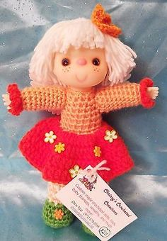 Adorable-10-Hand-Crocheted-Doll-Lil-Flower-Fairy
