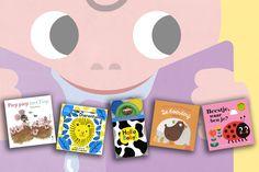 De vijf genomindeerden voor het BoekStart Babyboekje van het Jaar 2018 zijn bekendgemaakt. Vanaf 24 januari 2018 kan er gestemd worden.