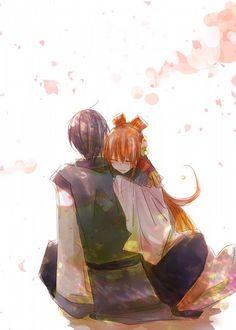 The King and his Consort || Ookami-heika no Hanayome