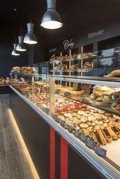 Agencement Boulangerie Pâtisserie Corlay - Bruz (35)