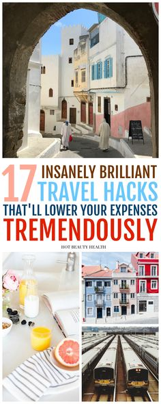 17 ways to cut travel expenses so you can budget and save tons of money on your trip. Follow these tips to help you save when going on vacations with family, planning trips and destinations on your bucket list, or going on a solo adventure.