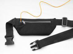 Handmade running belt / Pas do biegania