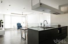 가족에게 필요한 장점만 쏙 골라 넣은 마이너스 옵션 아파트의 변신  Daum라이프