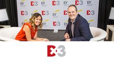 Amber Mac Interviews SmoothPay's CEO Brian Deck at Dx3's Canadian Tech Spotlight #Dx3 #FinTech #Toronto #Mobile #Apps #App