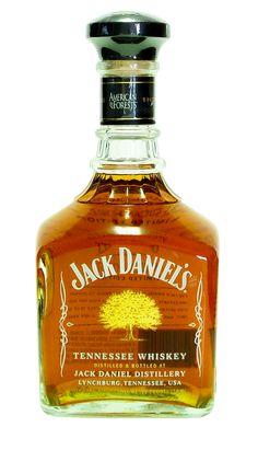A Generation Single Barrel bottle was used for this special celebration Bourbon Whiskey, Scotch Whisky, Fun Drinks, Alcoholic Drinks, Beverages, Jack Daniel's Tennessee Whiskey, Jack Daniels Bottle, Jack Daniels Distillery, Gentleman Jack
