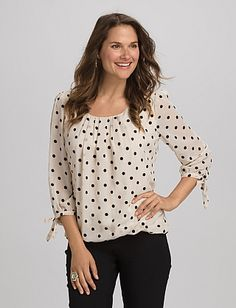 Fashion Tops   Dress Shirts For Women   Dressbarn   Dress Barn ...