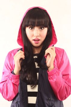 Get in-style with DUVERA Shocking Pink-Navy Blue Jacket! DPW06 for IDR 265k. Grab yours now!