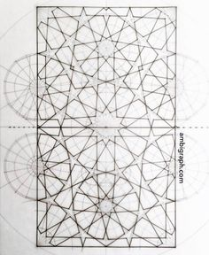 12 +9 fold - ambigraph : Two variations on the 12-9 pattern.  For those who are…