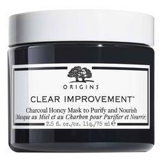 Du Charbon Actif et du Miel pour une peau purifiée et nourrie ! Un masque au Charbon et au Miel (1) , qui désincruste en douceur les pores des toxines et impuretés tout en nourrissant la peau. Il associe la puissance du Masque Purifiant au Charbon Actif Clear Improvement, au pouvoir du Miel, pour nourrir les peaux sèches et sensibles. Votre teint est plus lisse et éclatant. Vous ne pourrez pas résister à sa texture onctueuse et rafraîchissante ! Notes olfactives : mélange d'huiles… Diy Charcoal Mask, Charcoal Mask Benefits, Best Charcoal, Sephora, Chocolate Face Mask, Cucumber Face Mask, Purifying Mask, Juice Beauty, Beauty Uk