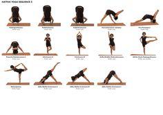 What Is Ashtanga Yoga? Understanding the Methods - Yoga breathing Yoga Flow, Yoga Meditation, Yoga Sequences, Yoga Poses, Pilates Workout, Workouts, Exercises, Yoga Breathing, Ashtanga Yoga