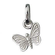 Butterfly charm.