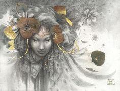 Sugar Plum Fairy Fine Art Prints limited edition by yoannlossel, €35.00