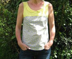 Datura citronnée par Domibou - thread