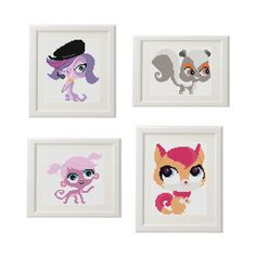 Hey, I found this really awesome Etsy listing at https://www.etsy.com/listing/461988381/animal-cross-stitch-pattern-baby-set-of