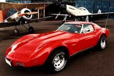 Just a good old Corvette. 1976 Corvette, Old Corvette, Chevrolet Corvette, Chevy, Little Red Corvette, Wow Products, Good Old, Hot Cars, Motor Car