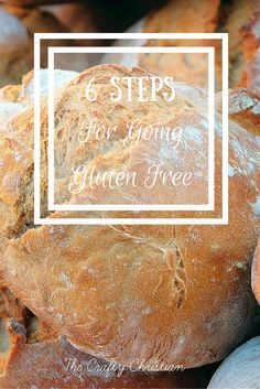 Going gluten free isn't giving up all of the food you like.  It's a chance to gain back the health you've lost!
