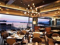 Boston Restaurant Interiors The Edgy Times Fun Restaurants Design Cool