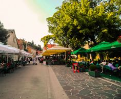 The Best sights and top things to do in Zagreb. Discover the old town (city center), see the cathedral, visit museums and take a stroll through the cemetery parks. Visit Croatia, Croatia Travel, Stuff To Do, Things To Do, Old Town, Cemetery, Travel Guides, Cathedral, Street View