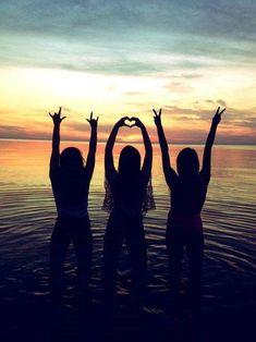 Faltaba algo para las amigas ~ chicas las quiero :-*
