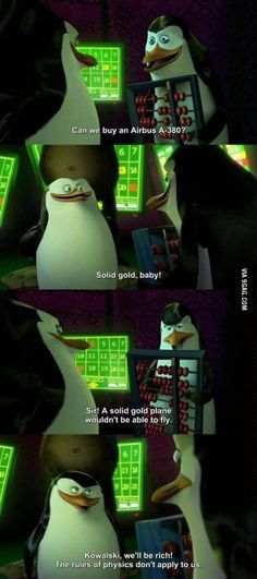 Madagascar 3 and the rules of Physics Funny Happy, Funny Love, Funny Kids, Best Funny Pictures, Funny Photos, Fail Pictures, Dreamworks Movies, Dreamworks Animation, Funny Memes