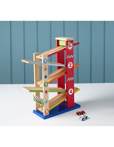 Buy Chad Valley Wooden Table and 90 Piece Train Set at Argos.co.uk ...