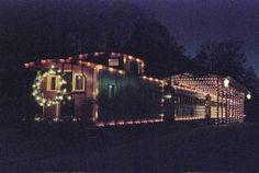 denton farm park train ride puts christ back in christmas - Christmas Train Denton Nc