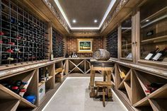 Don t bring your boxed wine into these next level wine cellars 29