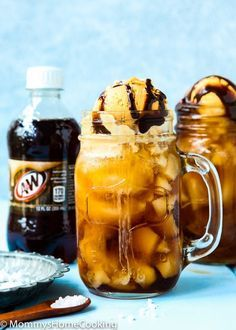 A&W Root Beer. Make