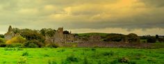 Athassal abbey, Tipperary, Ireland
