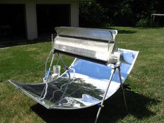 Home Made Solar Water Distiller